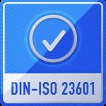 DIN-ISO 23601 - Fucht,- und Rettungspläne