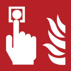 Symbol: Brandmelder - F005