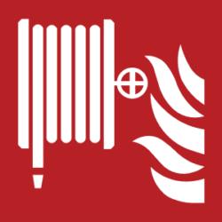 Symbol: Löschschlauch - F002