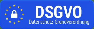 DSGVO - Für Ihre Sicherheit