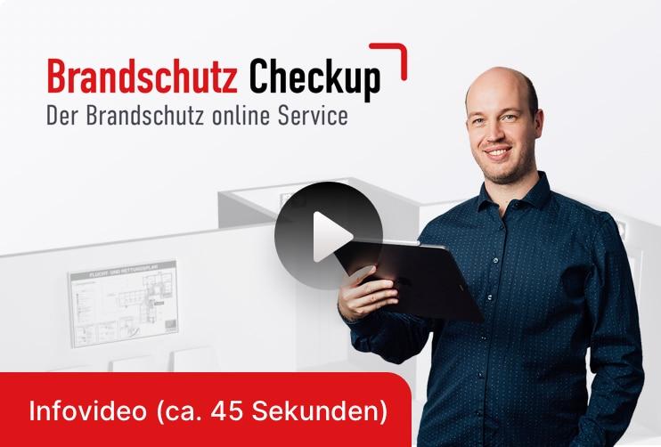 Brandschutz Checkup Video